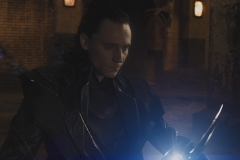 Loki is threatened by 'The Other'