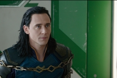 Loki ends up in chains...but gets what he wants in the end. As usual.