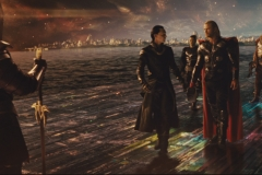 Setting off across the Bifrost