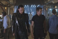 Deleted scenes from Avengers