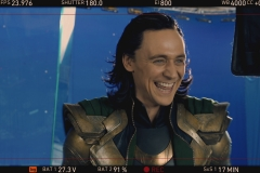 Other pics from the Avengers extras
