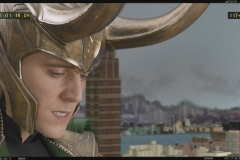 Loki's deleted scenes in the Avengers Phase 1 box set.