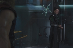 Loki offs Coulson and escapes the helicarrier