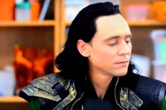 Loki on Comedy Central