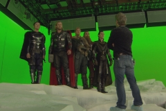 Behind the Scenes - Thor