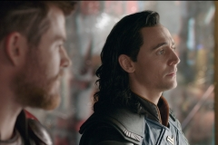 Loki and Thor do 'get help'.