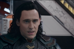 Loki swipes The Tesseract