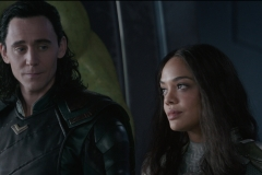 Loki is right there.