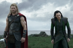 Loki and Thor finally find Odin...and meet Hela