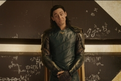 Loki has a talk with Thor