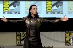 Loki at Comic Con 2013