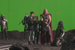 Extras and other from Thor The Dark World