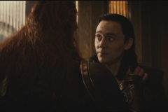 No one is happy to see Loki but us!