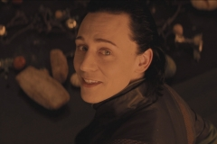 Deleted part of a scene where Loki is talking to Thor about going to Jotunheim.