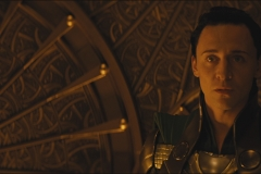 Loki returns to Asgard and Heimdall is suspicious
