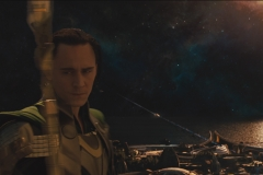 Loki is betrayed by Thor's friends and orders The Destroyer to Midgard