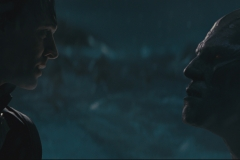 Fighting in Jotunheim and face to face with Laufey